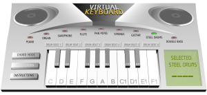 virtual_keyboard - PNG